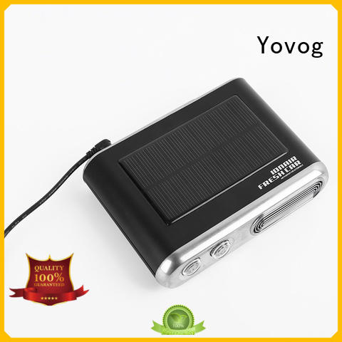 Yovog standard degrade portable air filter for car Suppliers