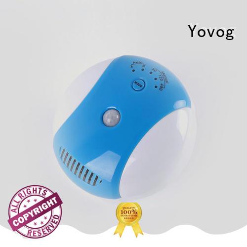 Yovog hepa ozone air cleaner portable
