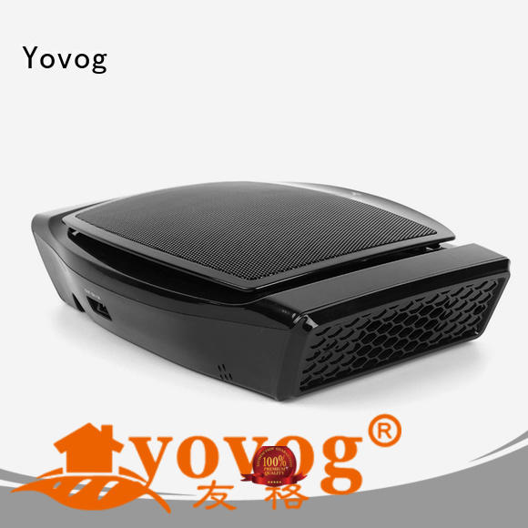 Yovog fast delivery auto air purifier highly-rated