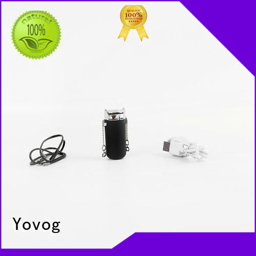 Yovog low-cost portable air cleaner effective for skin