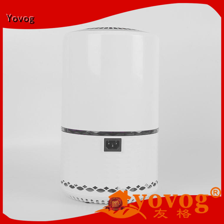 Yovog anion air purifier and fan combo company for office