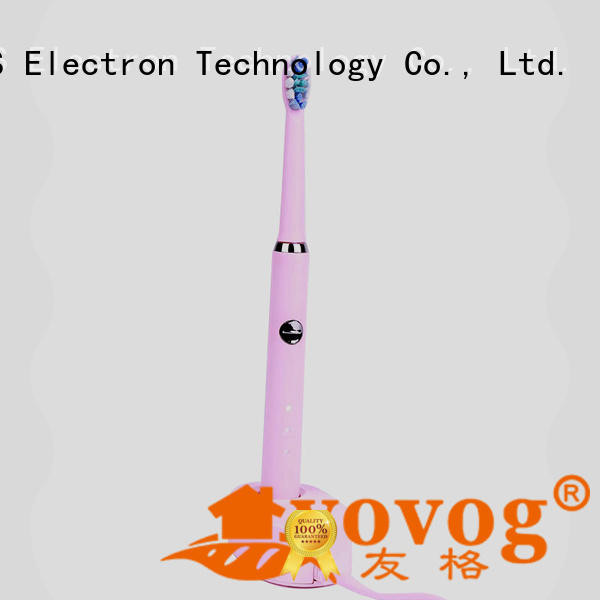 Yovog activated cheap electric toothbrush for driver