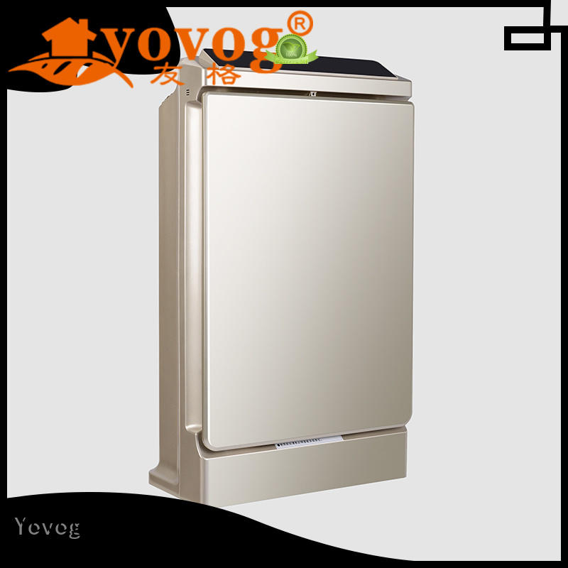 Yovog Custom carbon filter air purifier manufacturers for home