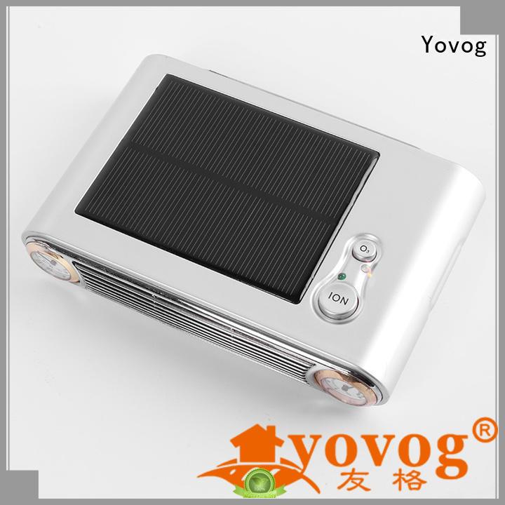 Yovog free delivery air freshener for car cigarette lighter Supply for car