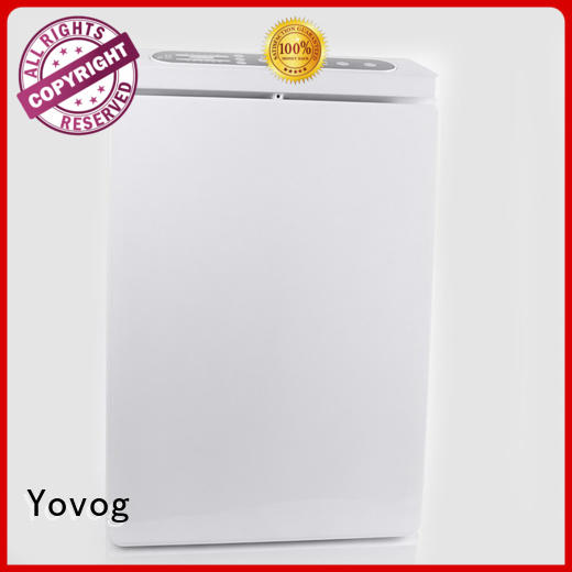 Household air purifier with true HEPA filter PM2.5 display wifi GH-8183M