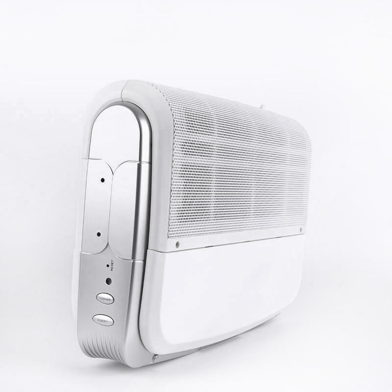 Yovog free sample wall mountable air purifier high grade for auto