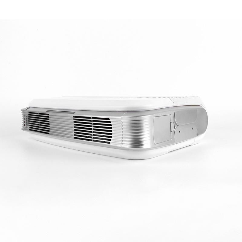 Yovog fast-installation air purifier with permanent filter Supply for vehicle