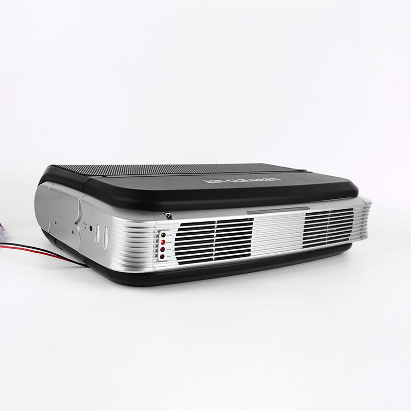 car display usb yovog Brand hepa auto air purifier supplier