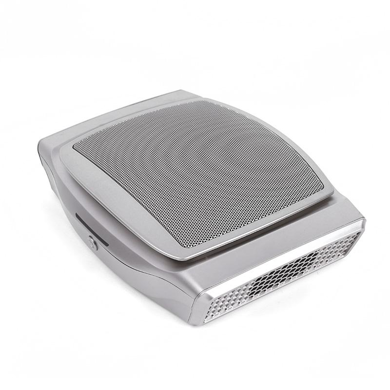 Yovog latest design air purifier no filter Supply for bus-1