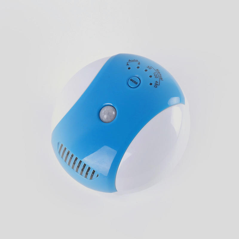 Portable Odor Mini Plug-in ozone air purifier with Timer for Home or Office GH-966