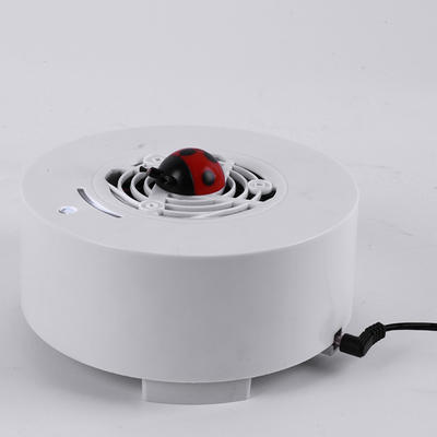 Desktop air purifier with anion ozone generater hepa filter GH-8621
