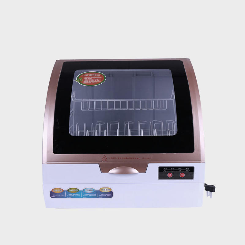 Small Portable Dishwasher Use For Desktop GH-XWJ-01
