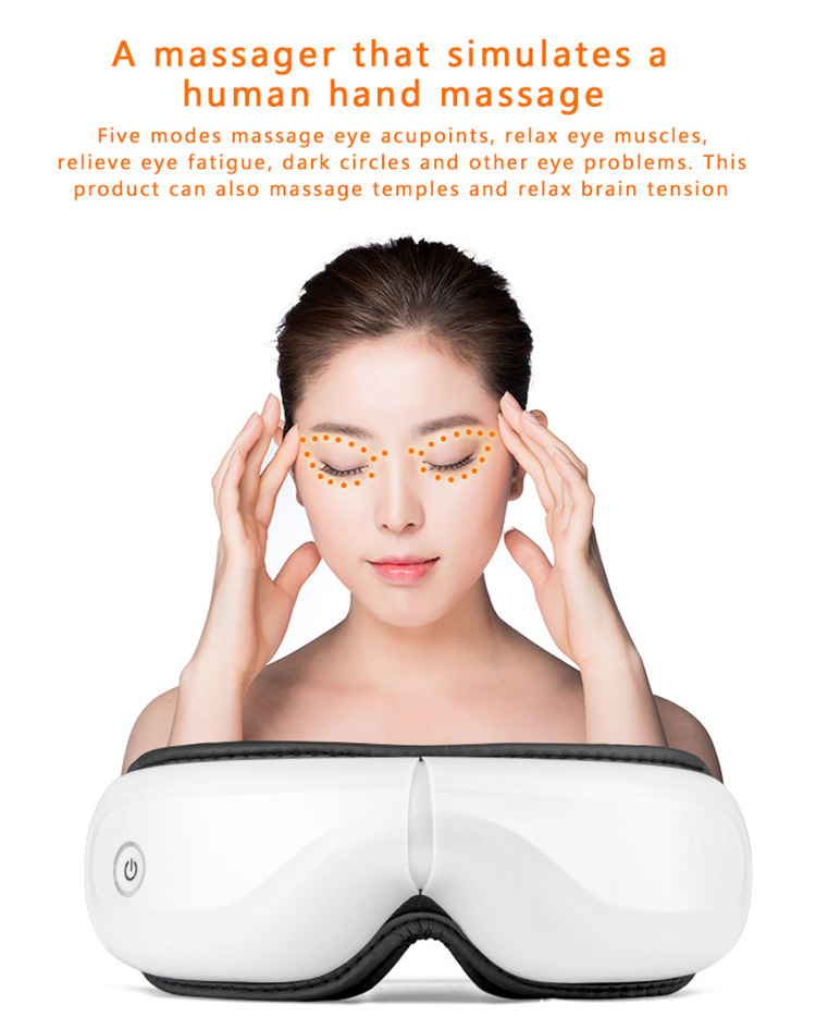Yovog portable wireless eye massager buy now for men-10