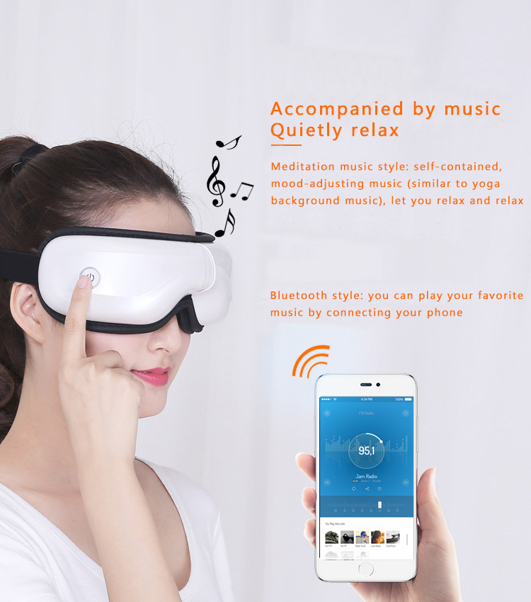 Yovog portable wireless eye massager buy now for men-15