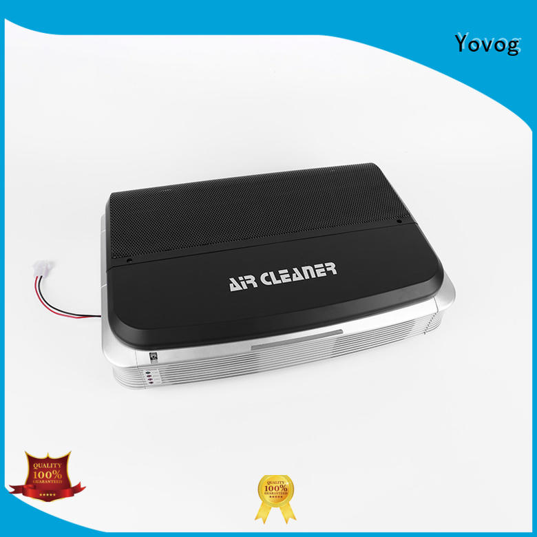 Yovog fast-installation best air purifier for pets factory for auto