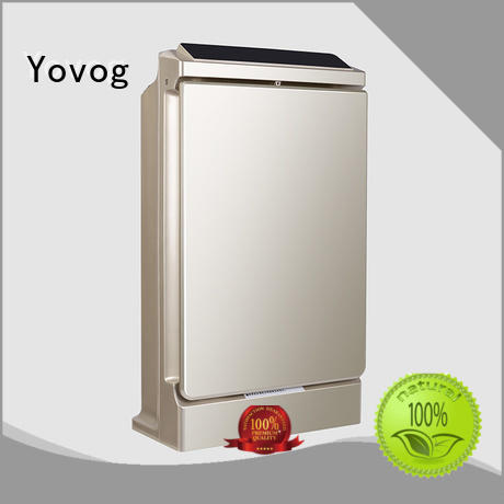 Yovog highly-rated air purifier and humidifier company for home