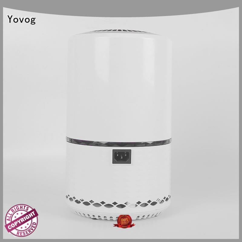 desktop hepa air purifier filter for office Yovog