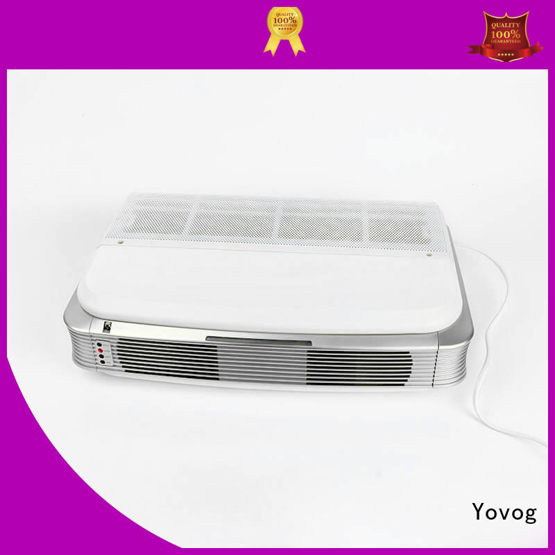 high-quality wall air purifier at discount for bus Yovog