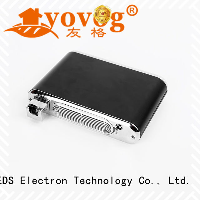 Yovog fast delivery best car air purifier ionizer Suppliers for driver