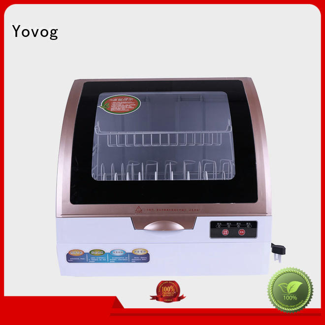 Yovog by bulk benchtop dishwasher highly-rated for car