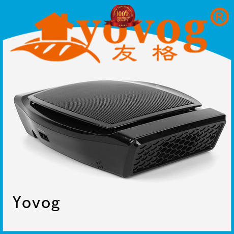 Yovog activated auto air cleaner fast-installation for vehicle