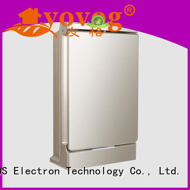 Yovog highly-rated filterless air purifier Suppliers for hotel