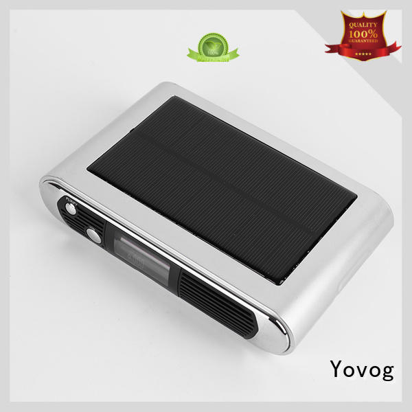 Yovog Latest air cleaner filter car Suppliers dust removal