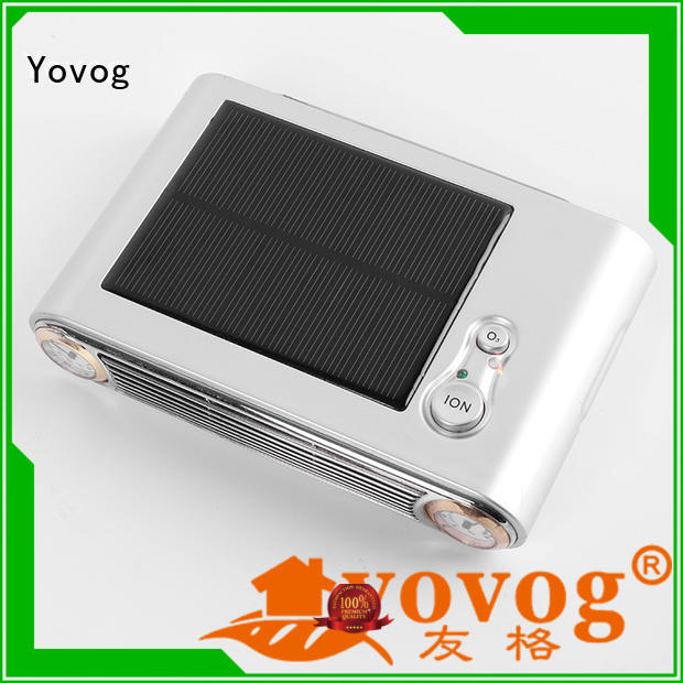 Yovog Wholesale ozone air freshener car Suppliers dust removal