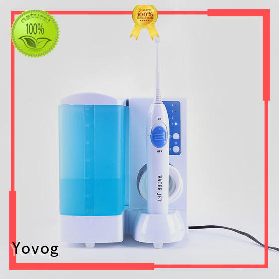 Yovog Wholesale the best waterpik flosser for business for household