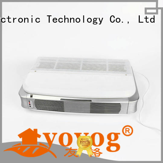 mounting air wall mounted air filter purifier yovog company