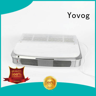 Yovog top brand wall mountable air purifier hot-sale for driver