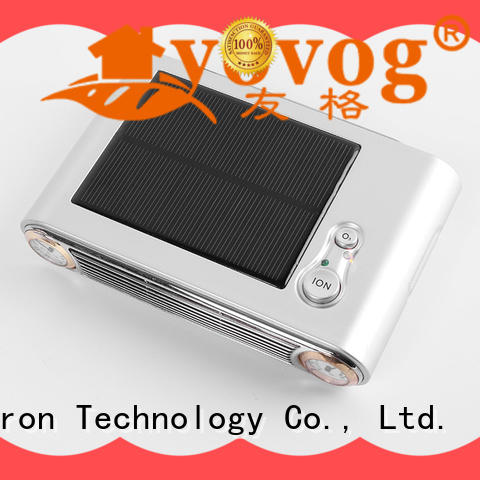 standard degrade best car purifier hot-sale dust removal Yovog