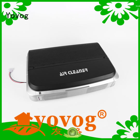 fast-installation portable air purifier for car highly-rated for driver Yovog