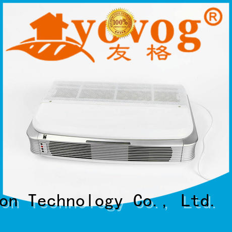 free sample wall mountable air purifier wide-usage high grade for auto
