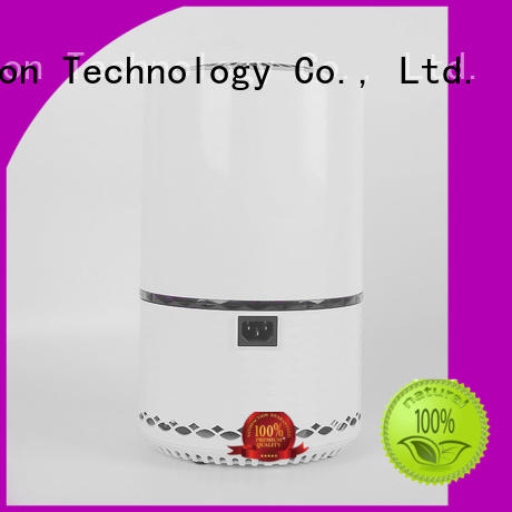 Yovog anion therapure desktop air purifier factory for office