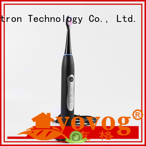 Yovog dental rechargeable electric toothbrush for wholesale for auto