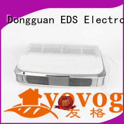 Yovog wall-mounting wall mounted air purifier high grade for vehicle