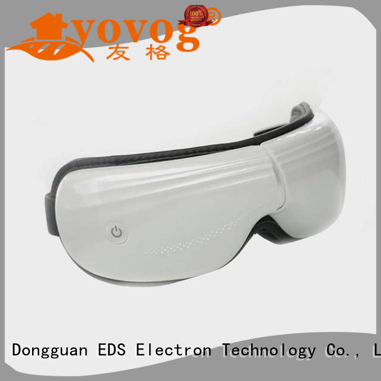 Yovog portable electric eye massager wholesale now for men
