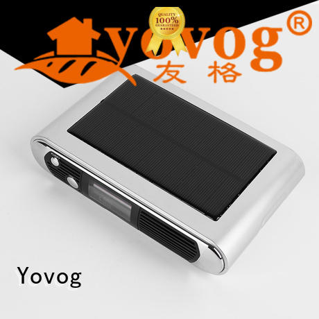 Yovog vehicle auto ozone air purifier screen vehicle