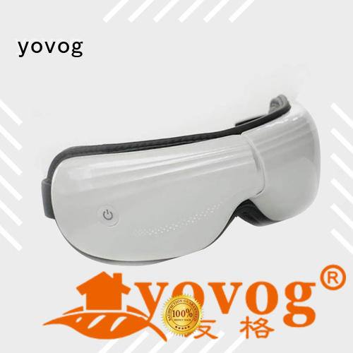 best eye massager instrument massage wireless Warranty yovog