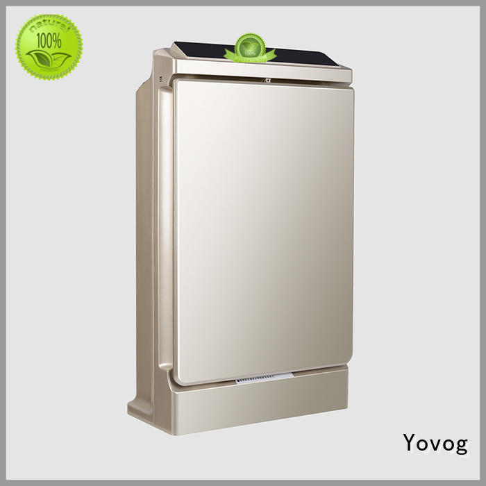 Yovog highly-rated home air purifier system Supply for hotel