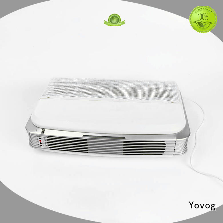 Yovog high-quality wall mountable air purifier at discount for auto