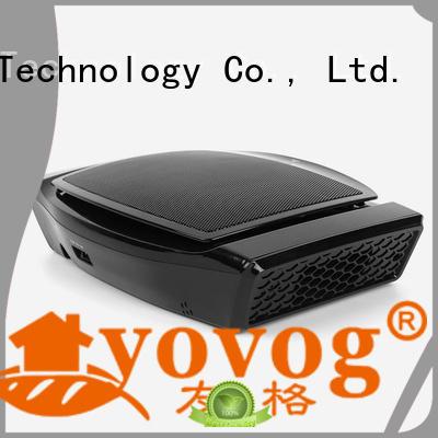 Yovog Best cheap air purifier factory