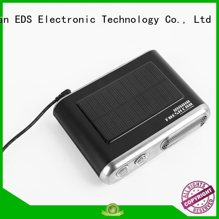 Quality yovog Brand solar air freshener car eds1007