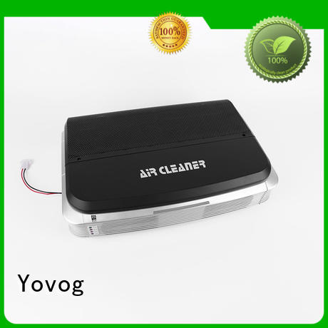 Yovog fast delivery best car air purifier ionizer manufacturers for bus
