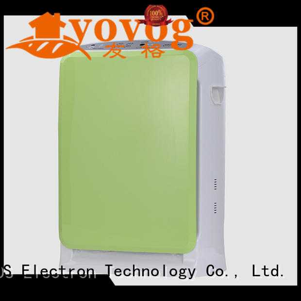 Yovog hepa air purifier machine for home at discount for living room