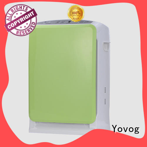 Yovog New air purifier for dust factory for office