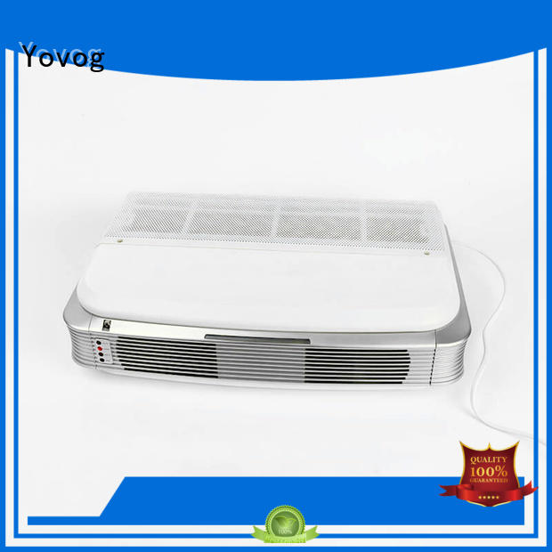 Yovog free delivery wall mounted air purifier high grade for auto