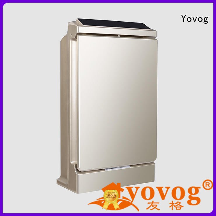 Yovog wifi home hepa air purifier at discount for hotel