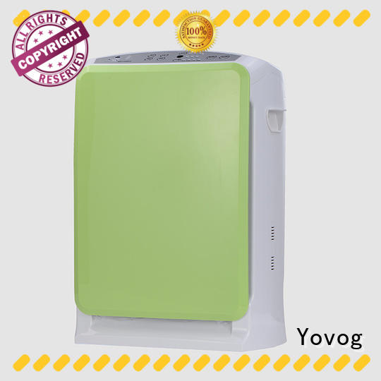Yovog Wholesale ionic pro turbo air purifier factory for office